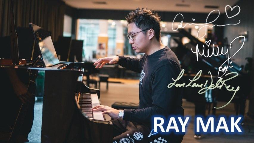 Ariana Grande, Miley Cyrus, Lana Del Rey - Don't Call Me Angel (Charlie's Angels) Piano by Ray Mak