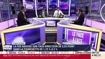 Eric Lewin VS Laurent Gaetani (1/2): Taux négatifs, les effets pervers ne risquent-ils pas de l'empoter sur les effets positifs ? - 19/09