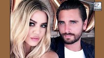 Wait! Khloe Kardashian Gives Scott Disick A Pep Talk On His Show?