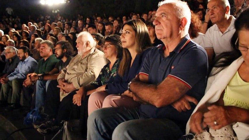 """Με κοινό τον Κ. Καζάκο και τη Σ. Ζαχαράκη """" Το Μεγάλο μας Τσίρκο"""" από το 1ο Λύκειο Λιβαδειάς"""