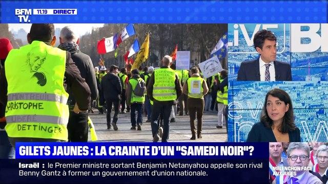 """Gilets jaunes : la crainte d'un """"samedi-noir"""" ? (2/3) - 19/09"""