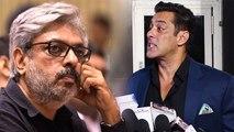 Salman Khan breaks silence on Alia Bhatt & Sanjay Leela Bhansali's Inshallah   FilmiBeat