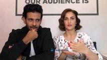 Interview Of Elli Avram & Viraf Patel For Web Series 'The Verdict State Vs Nanavati'
