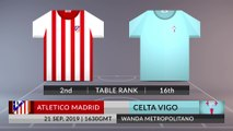 Match Preview: Atletico Madrid vs Celta Vigo on 21/09/2019