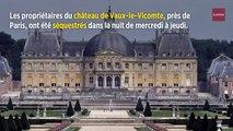 Vol et séquestration au château de Vaux-le-Vicomte