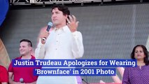 Justin Trudeau's Surfaced 'Brownface' Photo