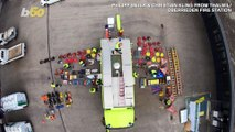 Emergency Workers From Around The Globe Take Part In The 'Tetris Challenge'!