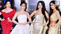 IIFA 2019: Katrina, Sara, Madhuri, Preity An Others At The Green Carpet