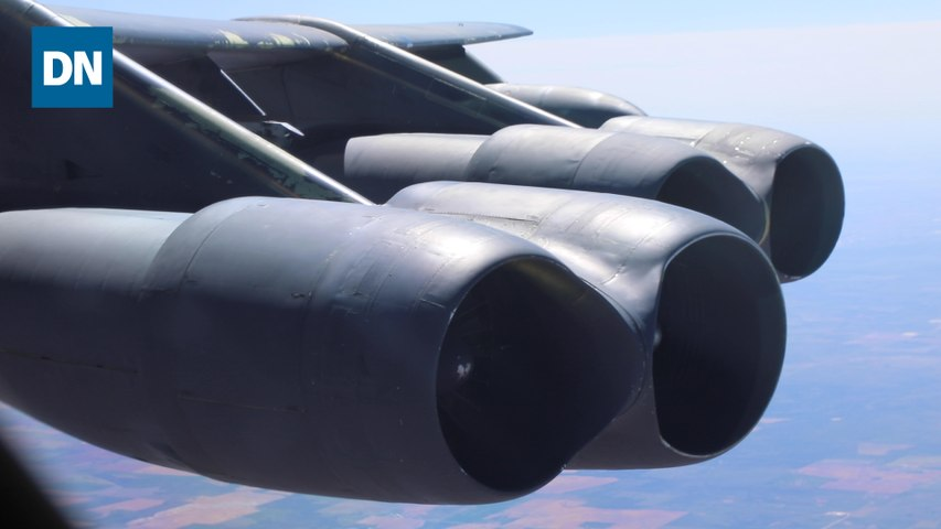 Which engine will get on the B-52? Take a look at all 4 options