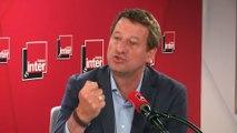 """Yannick Jadot sur l'immigration : """"Macron fait du Sarkozy, c'est triste"""""""