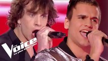 Rita Mitsouko - Histoires d'A | Florent Marchand vs Xam Hurricane | The Voice France 2018 | Duels