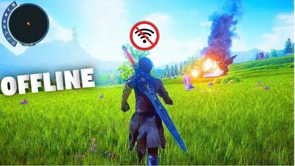 Top 10 OFFLINE Games for Android⁄iOS