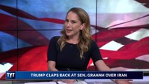 Trump Claps Back Against Lindsay Graham