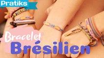 Fabriquer un bracelet brésilien