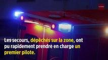 Un F-16 belge s'écrase dans le Morbihan, les deux pilotes en vie