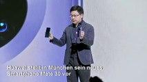 """""""Mate 30"""" - Huawei stellt neues Handy vor"""