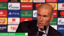 Zidane: PSG daha iyi olan taraftı