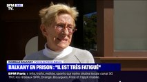 """Isabelle Balkany a rendu visite à son mari en prison: """"Il est très fatigué"""""""