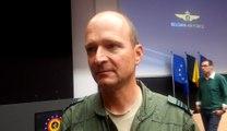 Crash de F16 dans le Morbihan: les deux pilotes sont à l'hôpital pour quelques examens (Défense)