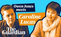 Owen Jones meets Caroline Lucas: Lib Dems' Brexit position is 'massively dangerous' for UK