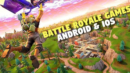 Top 10 Battle Royale Games for Android⁄iOS [GameZone]