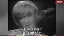 Françoise Sagan à Bernard Pivot : « Je crois que je suis un petit peu démodée maintenant. »