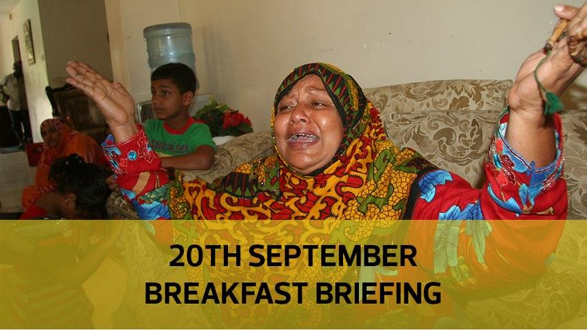 Uhuru 'men' con Akasha wife | What Uhuru in Kibra means | Kenya Power profits dim: Your Breakfast Briefing