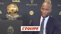 Drogba «Des gardiens sont passés à côté d'une reconnaissance» - Foot - Ballon d'Or