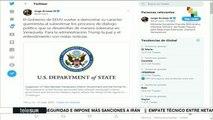 teleSUR Noticias: EE.UU.: Robert O'Brien nuevo Asesor en Seguridad