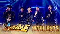 """BoybandPH performs their rendition of """"Tagpuan"""" 