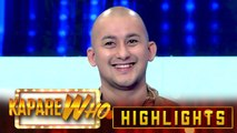 Madlang people is surprised after an the last KalaWHOk revealed his face | It's Showtime KapareWho