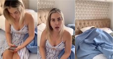 Mulher ciumenta sonha que o marido a está a traír e exige que peça desculpa