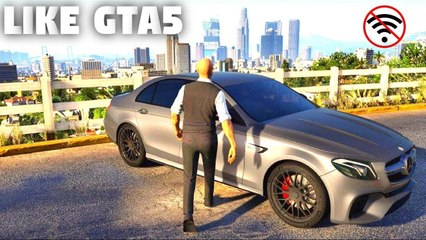 Top 10 Games Like GTA 5 for Android 2020 [GameZone]