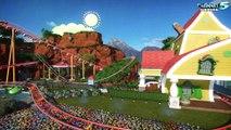 The Wurst Coaster Ever! Frisbee & Guplee's Backyard Coaster! Coaster Spotlight 650 #PlanetCoaster