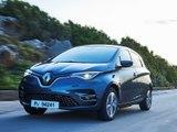1er essai Renault Zoe ZE50 R135 Intens 2019