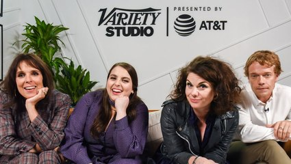 'How To Build A Girl' - Variety Studio at TIFF
