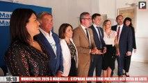 Municipales 2020 à Marseille : Stéphane Ravier (RN) présente ses têtes de listes