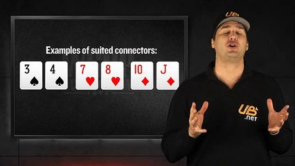 WSOP Academy - Lesson 07 - Playing Suited Connectors