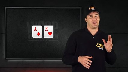 WSOP Academy - Lesson 08 - Playing A-K