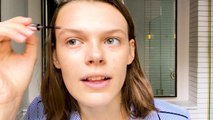 Cara Taylor's Guide to Model Makeup—And Fighting Fashion Month Fatigue