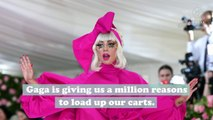 Lady Gaga's new eyeliner is already an Amazon bestseller