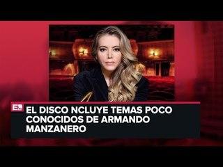Aranza habla de su disco 'Sólo Manzanero'