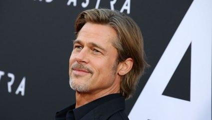 Brad Pitt Almost Threw Up While Preparing for the Zero-Gravity Scenes in 'Ad Astra'