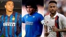 Na conversão atual, Ronaldo seria o jogador mais caro da história
