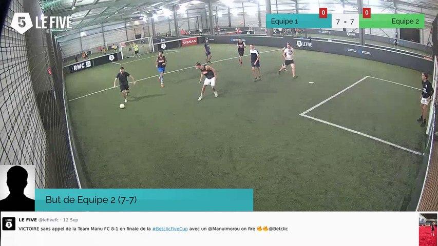But de Equipe 2 (7-7)