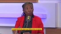 """Procès de Jean-Luc Mélenchon : la députée LFI Danièle Obono dénonce """"une instrumentalisation de la justice à des fins politiques"""""""
