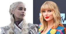 Taylor Swift Relates to Daenerys Targaryen From 'Game of Thrones'