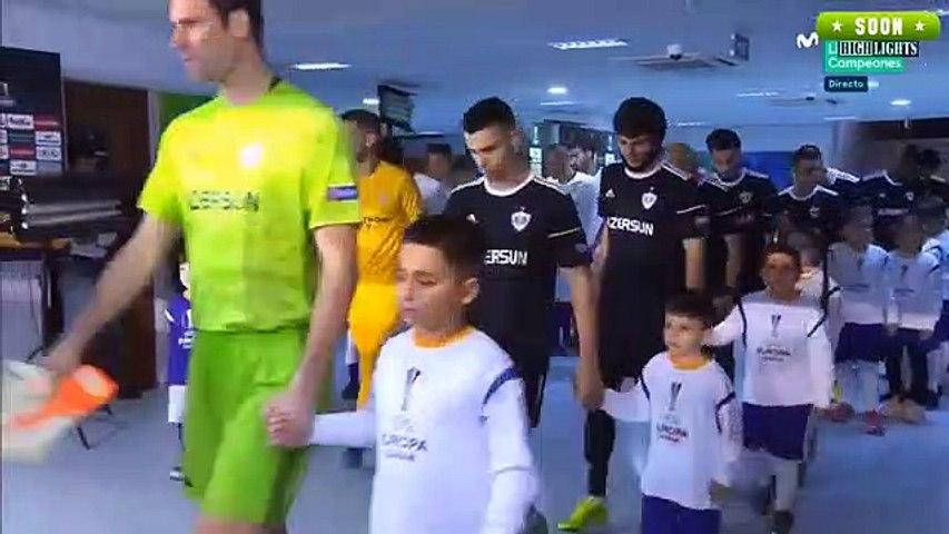 Qarabag FK vs Sevilla 0 3 All Goals & Highlights 19 09 2019