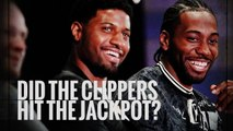 Did the Clippers hit the jackpot?   Los Angeles Clippers
