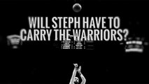 Will Steph have to carry the Warriors? | Golden State Warriors